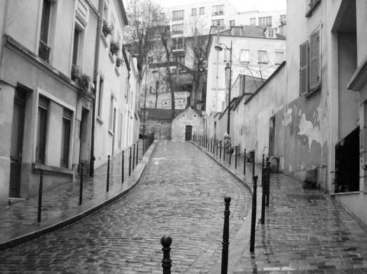 Les pavés de la Rue de Savies