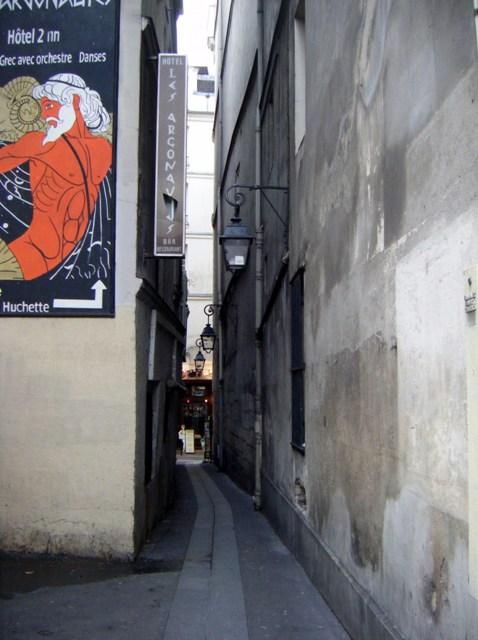 Rue du chat qui pèche