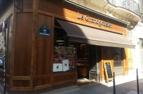 Le Grandgousier 54 rue Saint Honoré 75001 Paris