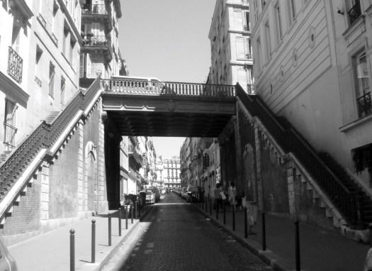 Escaliers Rue Pierre Sémard