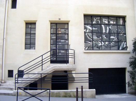 Hôtel particulier de style Art déco Rue Scheffer