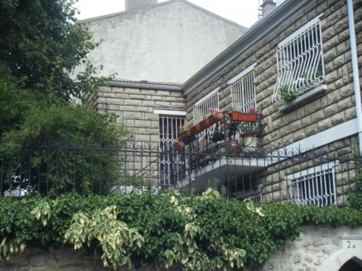 Fer à cheval rue saint Yves 75014