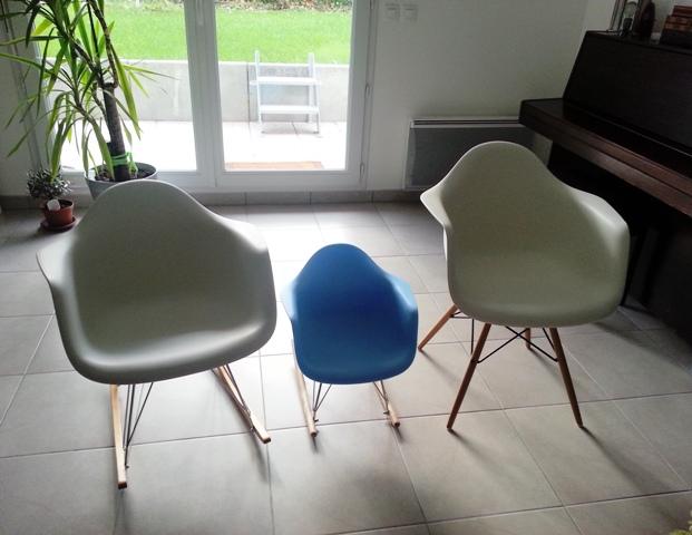 fauteuils et chaises eames une histoire de famille paris maman moi. Black Bedroom Furniture Sets. Home Design Ideas