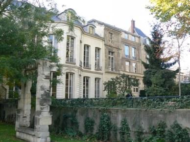 Jardins des hôtels de Soubise et de Rohan