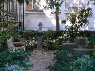 Jardins des hôtels de Soubise et de Rohan (3)