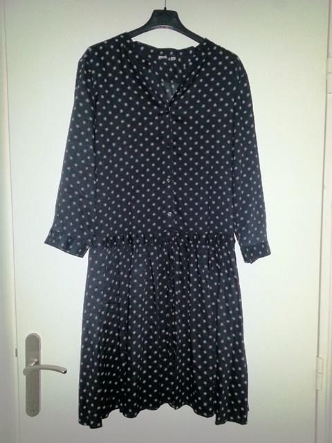 Reprise du shopping avec une robe sign e uniqlo et celia birtwell paris ma - Travailler chez uniqlo ...