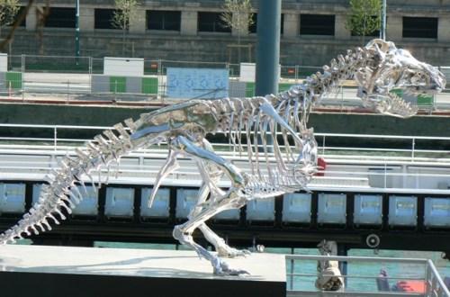 Tyrannosaurus Rex de Philippe Pasqua