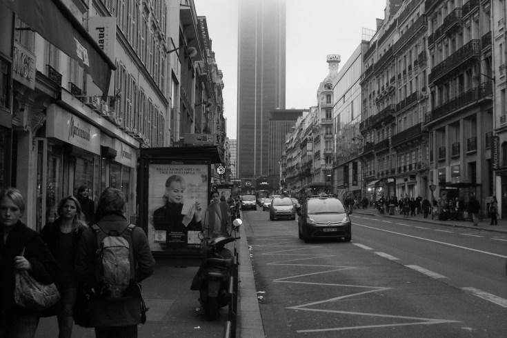 Tour Montparnasse en 2008