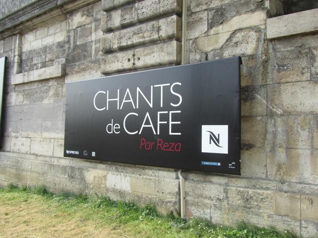 Chants de Café by Reza