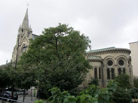 Notre Dame de la Croix de Ménilmontant (21)