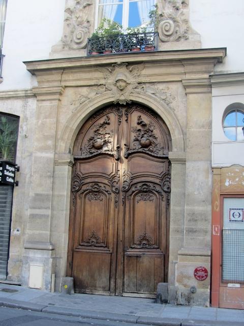 Porte Paris