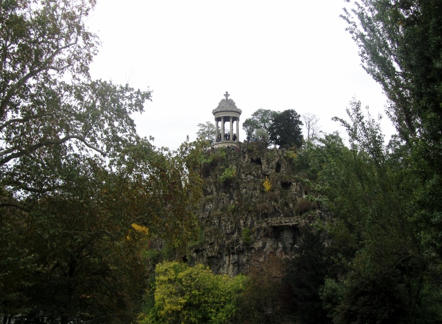 Quartiers de Paris Les Buttes Chaumont