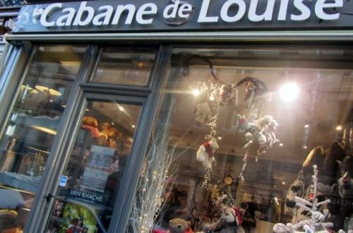LA CABANE DE LOUISE
