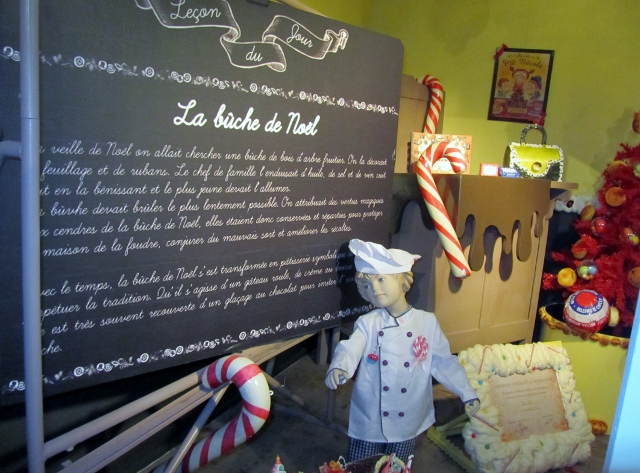Le Père Noël au Pays des Friandises par RoseBasilic