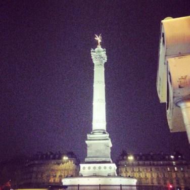 Une année parisienne