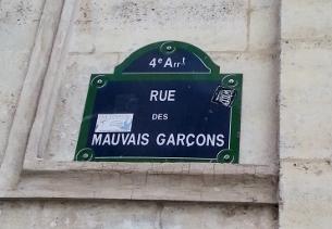 la rue des mauvais gar ons paris maman moi ForRue Des Garcons