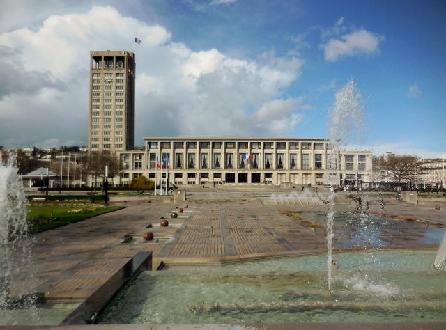 Weekend au Havre