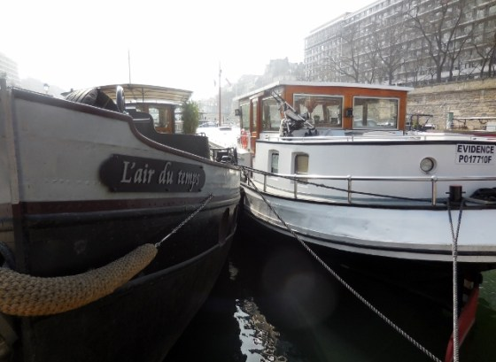 Le Port de l'Arsenal
