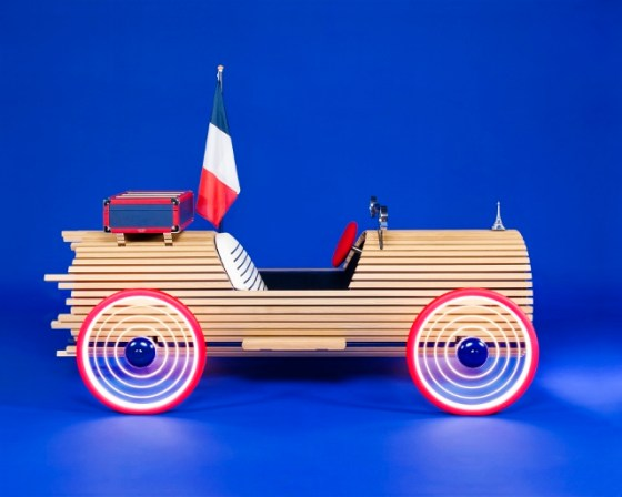 Exposition So French credits photo : Renault / 5.5 designstudio