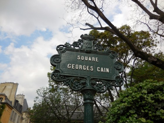 Square Georges Cain