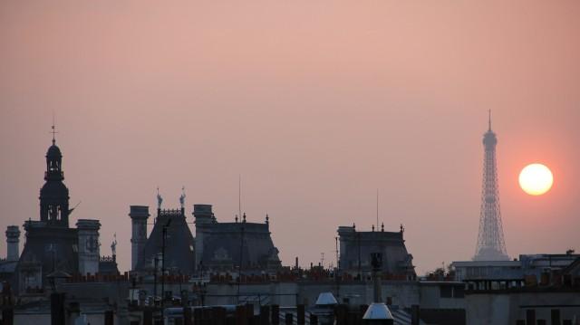 Ciel Mon Paris, je suis fou de toits