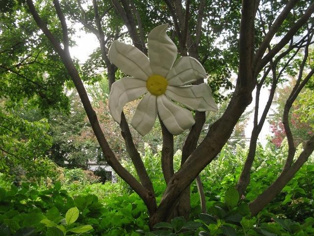 Tane Gras - Génie des Jardins - photo MADE - bd