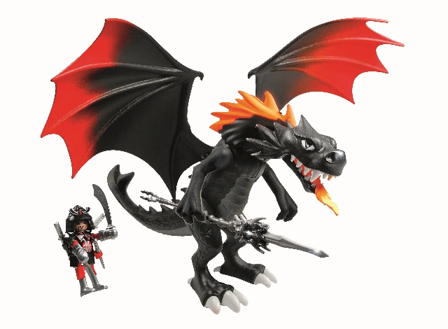 Chevaliers Dragons Asiatiques Playmobil