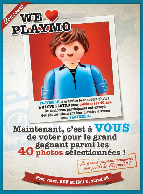 WE LOVE PLAYMO