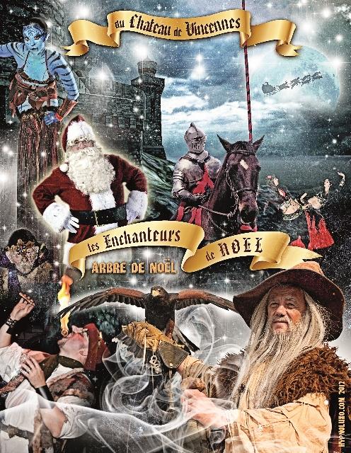 Les Enchanteurs de Noël