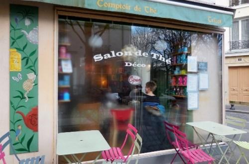Salon de Thé L'OisiveThé