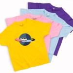Tshirts planète