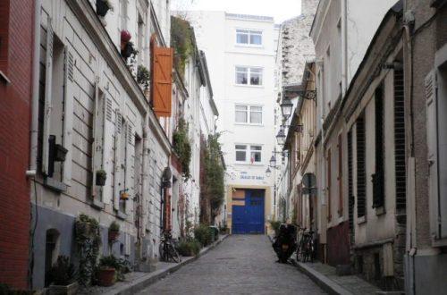Rue Ligner 75020