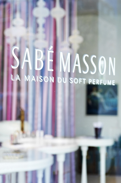 Soft Perfume de Sabé Masson