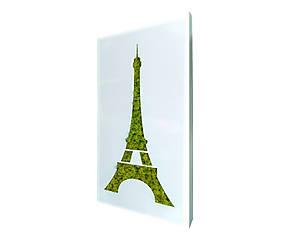 Tableau végétal Tour Eiffel
