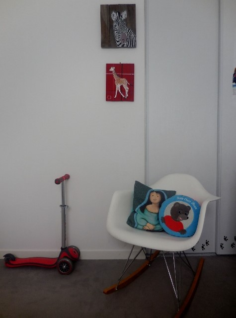 Chambre de petit garçon