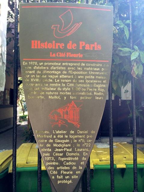 La Cité fleurie