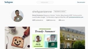 Mes réseaux sociaux parisiens