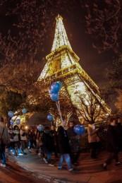 La Marche des Lumières 2015