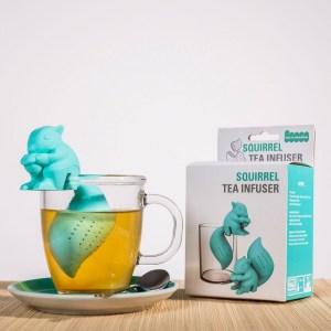 Infuseur à thé écureuil ou Lamantin