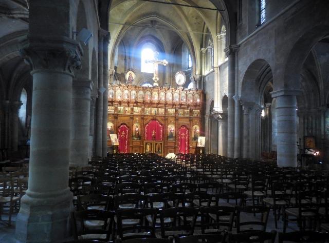 Eglise Saint Julien Le Pauvre (1)
