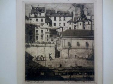 L'estampe visionnaire de Goya à Redon au Petit Palais (8)