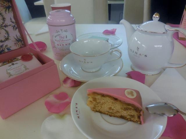 NINA'S Paris salons de thé