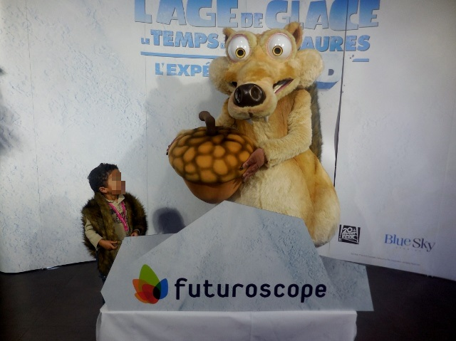 Le Futuroscope