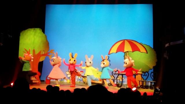 Trotro fait son cirque (10) vacances de Noël
