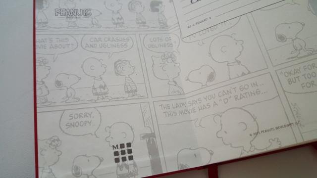 Agenda Peanuts Moleskine (5)