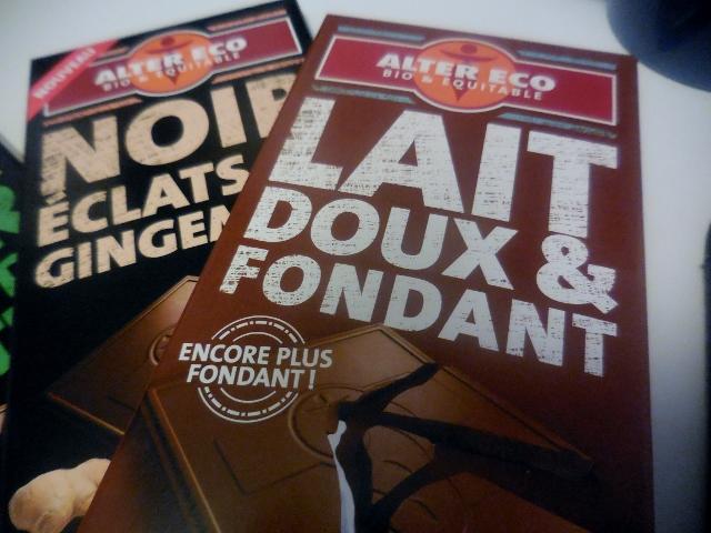 Chocolat Alter Eco Lait doux et fondant (2)