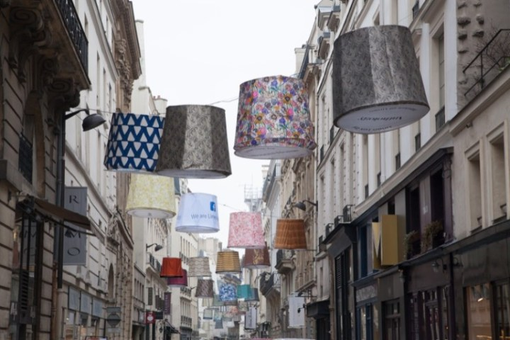 MASTERS OF LINEN PARIS 2016 Lanternes