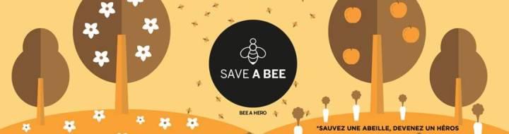 Abeilles et Monnaie de Paris : Save a Bee Sauvez une abeille (1)