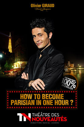How to become Parisian in one hour (1)
