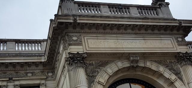 Musée Galliera Le Palais Galliera